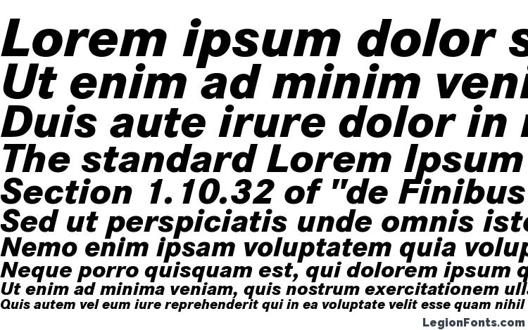 specimens Corporate S W10 XBold Italic font, sample Corporate S W10 XBold Italic font, an example of writing Corporate S W10 XBold Italic font, review Corporate S W10 XBold Italic font, preview Corporate S W10 XBold Italic font, Corporate S W10 XBold Italic font