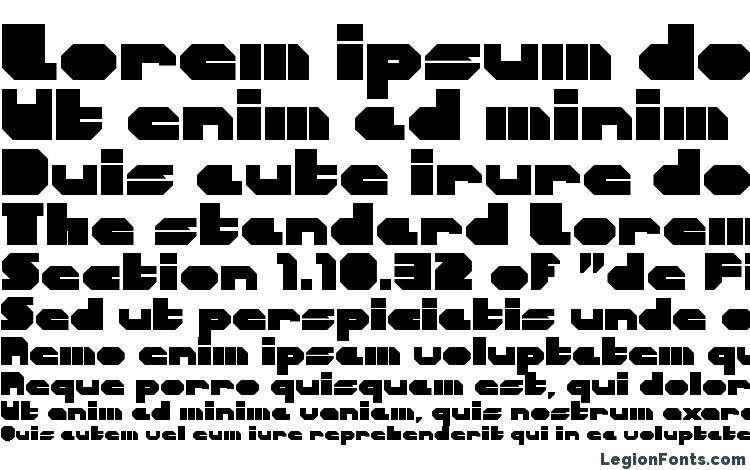 specimens CorTen ClosedFatRegular font, sample CorTen ClosedFatRegular font, an example of writing CorTen ClosedFatRegular font, review CorTen ClosedFatRegular font, preview CorTen ClosedFatRegular font, CorTen ClosedFatRegular font