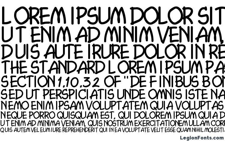 specimens Cosmic font, sample Cosmic font, an example of writing Cosmic font, review Cosmic font, preview Cosmic font, Cosmic font