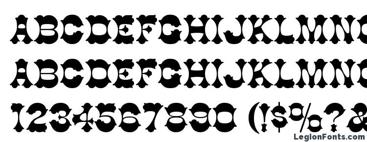 glyphs Cottonwood font, сharacters Cottonwood font, symbols Cottonwood font, character map Cottonwood font, preview Cottonwood font, abc Cottonwood font, Cottonwood font