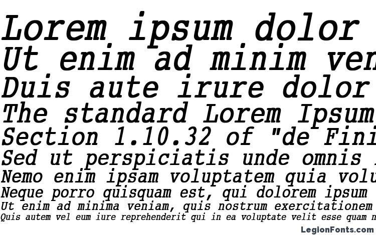specimens Courier Condensed Bold Italic font, sample Courier Condensed Bold Italic font, an example of writing Courier Condensed Bold Italic font, review Courier Condensed Bold Italic font, preview Courier Condensed Bold Italic font, Courier Condensed Bold Italic font