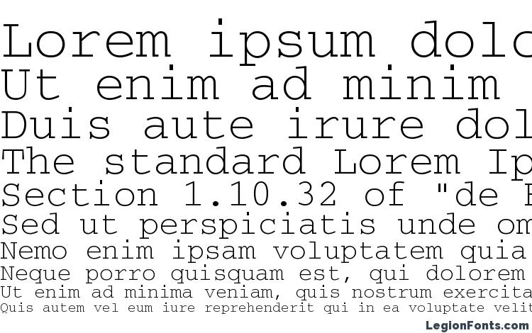 образцы шрифта Couriermcy regular, образец шрифта Couriermcy regular, пример написания шрифта Couriermcy regular, просмотр шрифта Couriermcy regular, предосмотр шрифта Couriermcy regular, шрифт Couriermcy regular