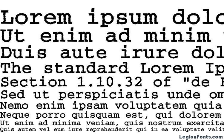 specimens Courierroughc bold font, sample Courierroughc bold font, an example of writing Courierroughc bold font, review Courierroughc bold font, preview Courierroughc bold font, Courierroughc bold font