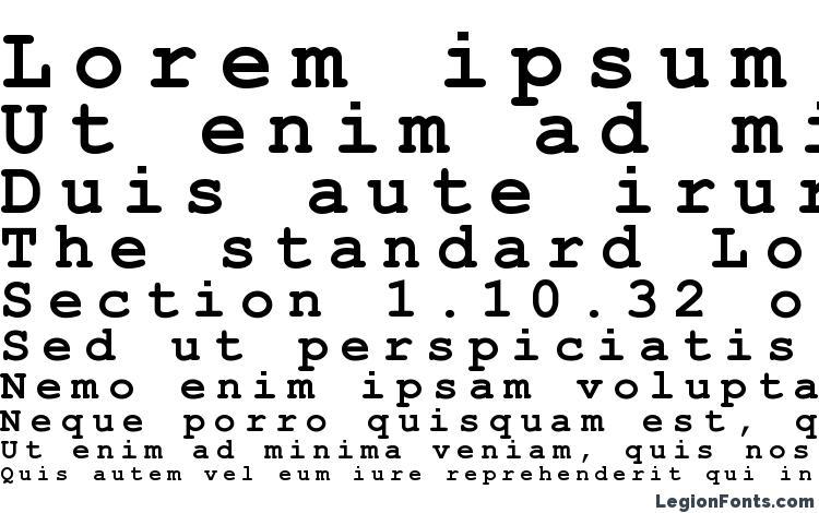 specimens CourtierC Bold font, sample CourtierC Bold font, an example of writing CourtierC Bold font, review CourtierC Bold font, preview CourtierC Bold font, CourtierC Bold font
