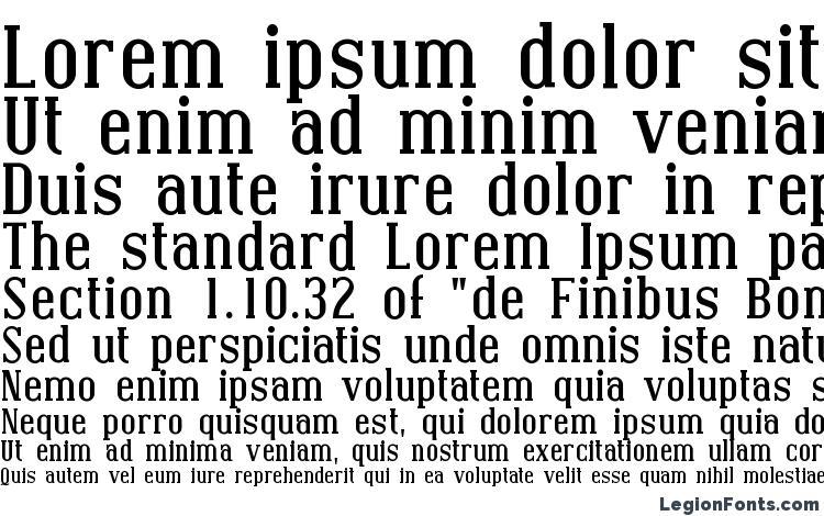 specimens Covington Bold font, sample Covington Bold font, an example of writing Covington Bold font, review Covington Bold font, preview Covington Bold font, Covington Bold font
