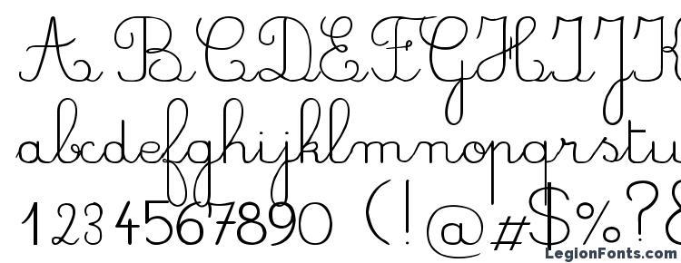 глифы шрифта Crayonl, символы шрифта Crayonl, символьная карта шрифта Crayonl, предварительный просмотр шрифта Crayonl, алфавит шрифта Crayonl, шрифт Crayonl