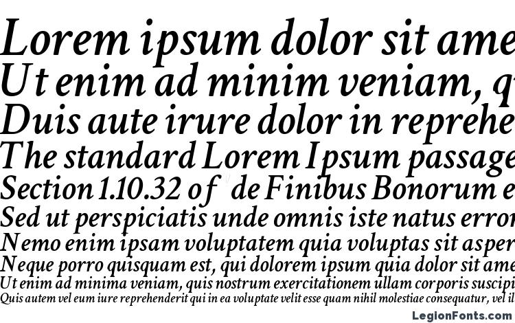specimens Crimson Semibold Italic font, sample Crimson Semibold Italic font, an example of writing Crimson Semibold Italic font, review Crimson Semibold Italic font, preview Crimson Semibold Italic font, Crimson Semibold Italic font