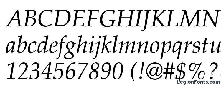 глифы шрифта Criteria SSi Italic, символы шрифта Criteria SSi Italic, символьная карта шрифта Criteria SSi Italic, предварительный просмотр шрифта Criteria SSi Italic, алфавит шрифта Criteria SSi Italic, шрифт Criteria SSi Italic