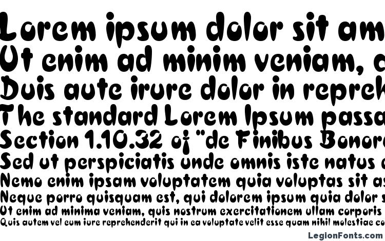 specimens CroixDB Normal font, sample CroixDB Normal font, an example of writing CroixDB Normal font, review CroixDB Normal font, preview CroixDB Normal font, CroixDB Normal font