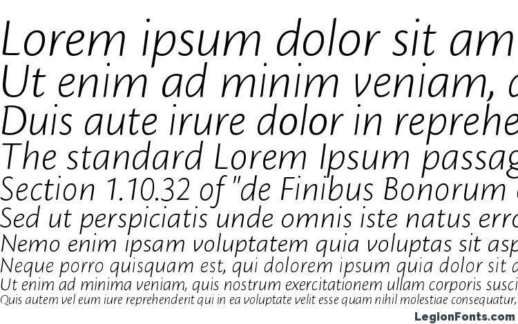 образцы шрифта CronosPro LtIt, образец шрифта CronosPro LtIt, пример написания шрифта CronosPro LtIt, просмотр шрифта CronosPro LtIt, предосмотр шрифта CronosPro LtIt, шрифт CronosPro LtIt