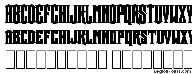 glyphs Crown Title font, сharacters Crown Title font, symbols Crown Title font, character map Crown Title font, preview Crown Title font, abc Crown Title font, Crown Title font