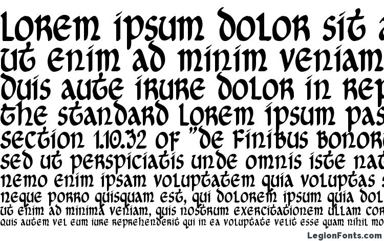 specimens Cry Uncial Condensed font, sample Cry Uncial Condensed font, an example of writing Cry Uncial Condensed font, review Cry Uncial Condensed font, preview Cry Uncial Condensed font, Cry Uncial Condensed font