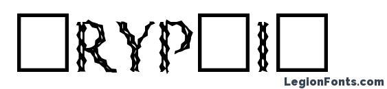 CrypTiX Font