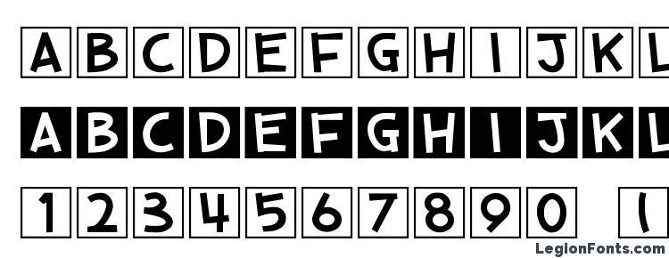 glyphs Cube vol.2 font, сharacters Cube vol.2 font, symbols Cube vol.2 font, character map Cube vol.2 font, preview Cube vol.2 font, abc Cube vol.2 font, Cube vol.2 font