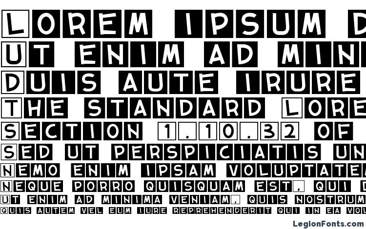 specimens Cube vol.2 font, sample Cube vol.2 font, an example of writing Cube vol.2 font, review Cube vol.2 font, preview Cube vol.2 font, Cube vol.2 font