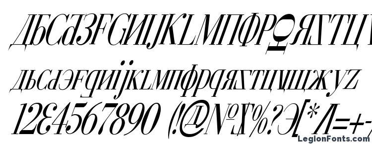 glyphs Cyberia Condensed Italic font, сharacters Cyberia Condensed Italic font, symbols Cyberia Condensed Italic font, character map Cyberia Condensed Italic font, preview Cyberia Condensed Italic font, abc Cyberia Condensed Italic font, Cyberia Condensed Italic font