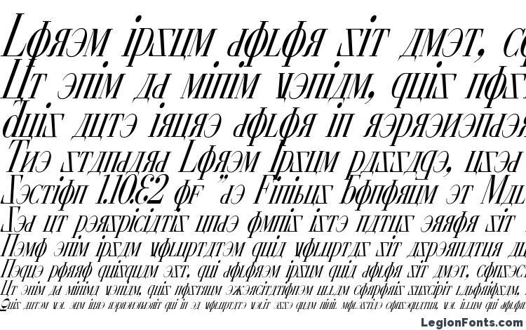 specimens Cyberia Condensed Italic font, sample Cyberia Condensed Italic font, an example of writing Cyberia Condensed Italic font, review Cyberia Condensed Italic font, preview Cyberia Condensed Italic font, Cyberia Condensed Italic font