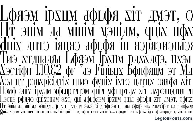 specimens Cyberia Condensed font, sample Cyberia Condensed font, an example of writing Cyberia Condensed font, review Cyberia Condensed font, preview Cyberia Condensed font, Cyberia Condensed font