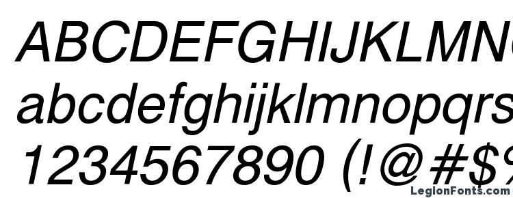 glyphs Cyrvetica Oblique font, сharacters Cyrvetica Oblique font, symbols Cyrvetica Oblique font, character map Cyrvetica Oblique font, preview Cyrvetica Oblique font, abc Cyrvetica Oblique font, Cyrvetica Oblique font