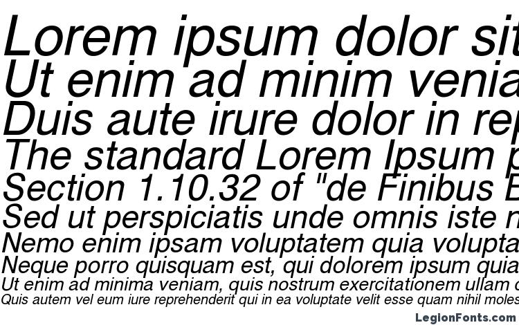 specimens Cyrvetica Oblique font, sample Cyrvetica Oblique font, an example of writing Cyrvetica Oblique font, review Cyrvetica Oblique font, preview Cyrvetica Oblique font, Cyrvetica Oblique font