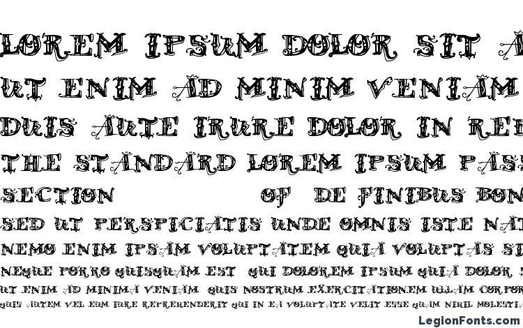 образцы шрифта D OLD MODERN, образец шрифта D OLD MODERN, пример написания шрифта D OLD MODERN, просмотр шрифта D OLD MODERN, предосмотр шрифта D OLD MODERN, шрифт D OLD MODERN