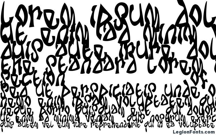 образцы шрифта Dabomb, образец шрифта Dabomb, пример написания шрифта Dabomb, просмотр шрифта Dabomb, предосмотр шрифта Dabomb, шрифт Dabomb