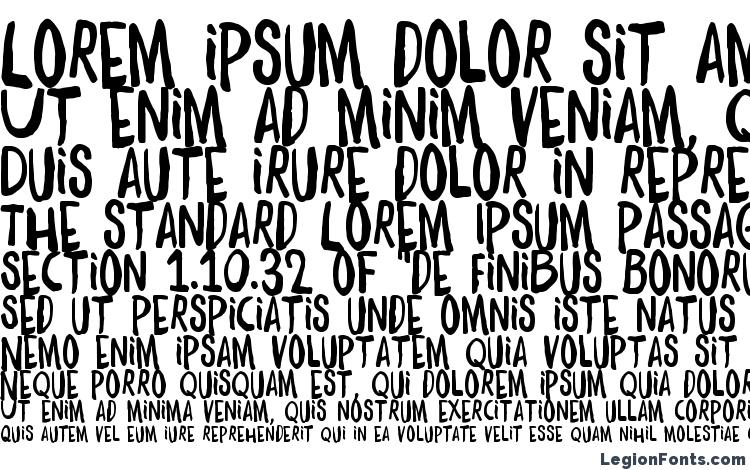 образцы шрифта Daft Brush, образец шрифта Daft Brush, пример написания шрифта Daft Brush, просмотр шрифта Daft Brush, предосмотр шрифта Daft Brush, шрифт Daft Brush