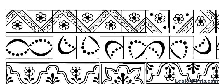 глифы шрифта Dala LT Borders, символы шрифта Dala LT Borders, символьная карта шрифта Dala LT Borders, предварительный просмотр шрифта Dala LT Borders, алфавит шрифта Dala LT Borders, шрифт Dala LT Borders