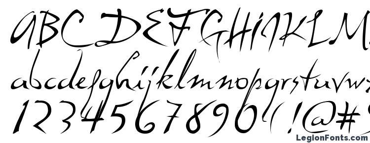 glyphs Dali font, сharacters Dali font, symbols Dali font, character map Dali font, preview Dali font, abc Dali font, Dali font