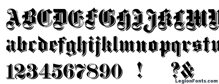 glyphs Dampfplatz Shadow Black font, сharacters Dampfplatz Shadow Black font, symbols Dampfplatz Shadow Black font, character map Dampfplatz Shadow Black font, preview Dampfplatz Shadow Black font, abc Dampfplatz Shadow Black font, Dampfplatz Shadow Black font