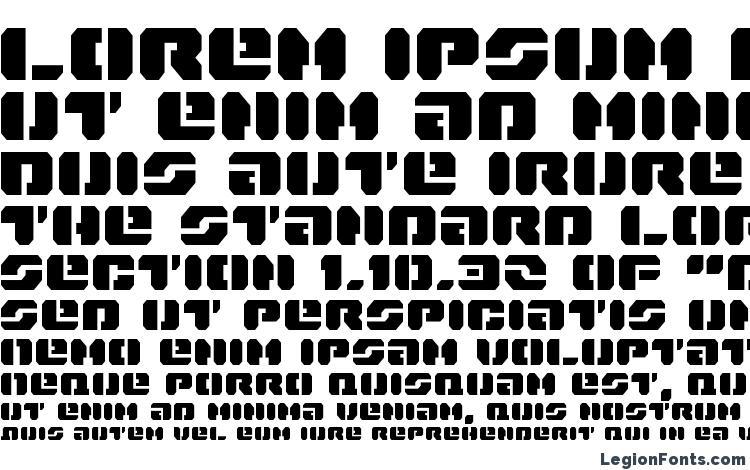specimens Dan Stargate font, sample Dan Stargate font, an example of writing Dan Stargate font, review Dan Stargate font, preview Dan Stargate font, Dan Stargate font
