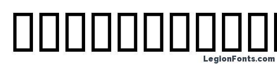 Шрифт Dante MT Expert Bold