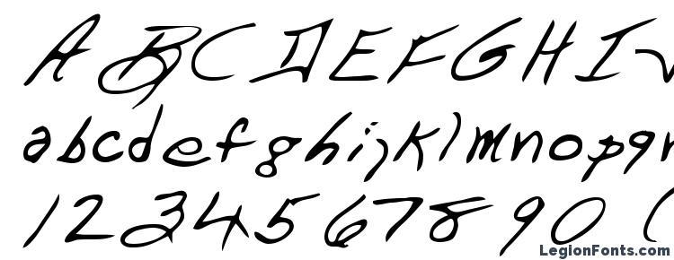 glyphs Dart Regular font, сharacters Dart Regular font, symbols Dart Regular font, character map Dart Regular font, preview Dart Regular font, abc Dart Regular font, Dart Regular font