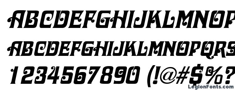 глифы шрифта Dascha Italic, символы шрифта Dascha Italic, символьная карта шрифта Dascha Italic, предварительный просмотр шрифта Dascha Italic, алфавит шрифта Dascha Italic, шрифт Dascha Italic