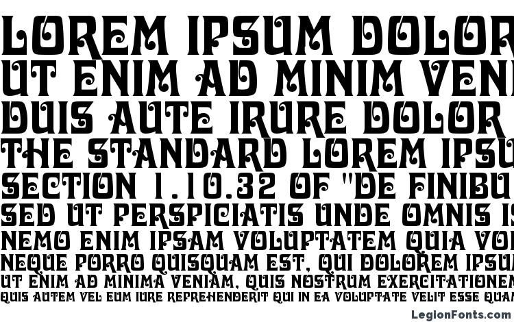 specimens Davida Bold BT font, sample Davida Bold BT font, an example of writing Davida Bold BT font, review Davida Bold BT font, preview Davida Bold BT font, Davida Bold BT font