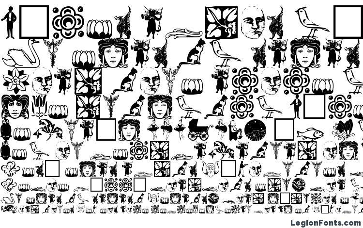 specimens DavysDingbats2 font, sample DavysDingbats2 font, an example of writing DavysDingbats2 font, review DavysDingbats2 font, preview DavysDingbats2 font, DavysDingbats2 font