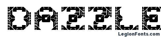 DazzleShips Regular Font