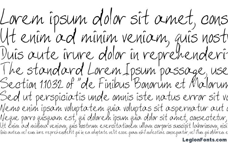 specimens DCWri Regular font, sample DCWri Regular font, an example of writing DCWri Regular font, review DCWri Regular font, preview DCWri Regular font, DCWri Regular font