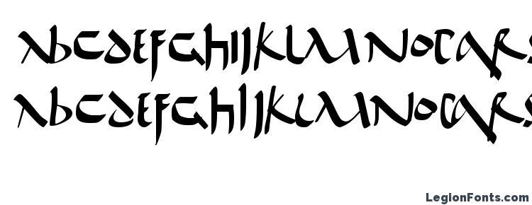 glyphs De Bellis font, сharacters De Bellis font, symbols De Bellis font, character map De Bellis font, preview De Bellis font, abc De Bellis font, De Bellis font