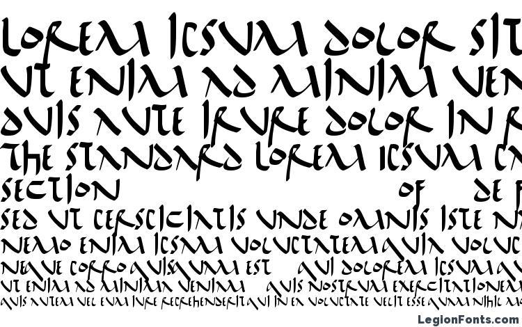 specimens De Bellis font, sample De Bellis font, an example of writing De Bellis font, review De Bellis font, preview De Bellis font, De Bellis font