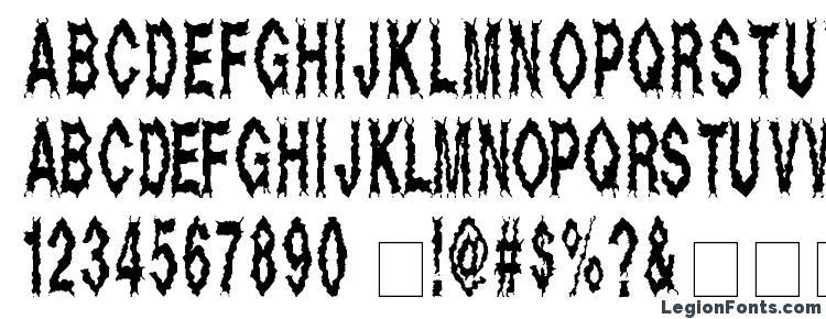 glyphs Deada font, сharacters Deada font, symbols Deada font, character map Deada font, preview Deada font, abc Deada font, Deada font