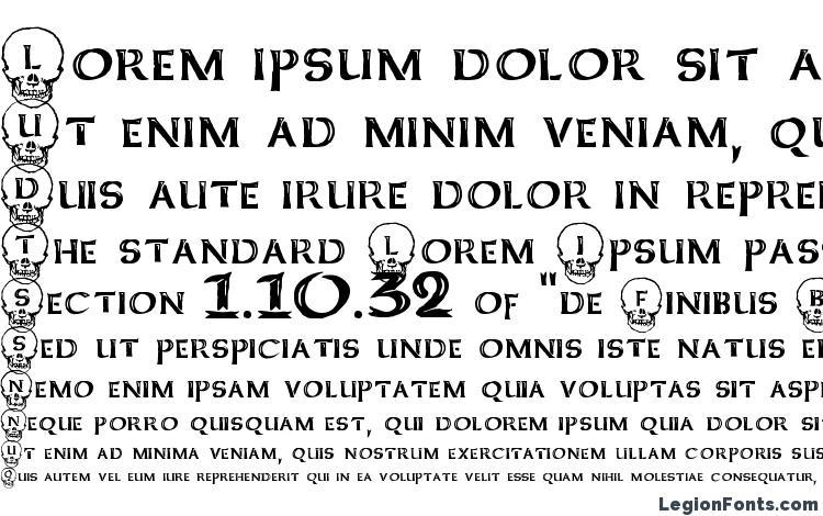 specimens Deatkcv2 font, sample Deatkcv2 font, an example of writing Deatkcv2 font, review Deatkcv2 font, preview Deatkcv2 font, Deatkcv2 font