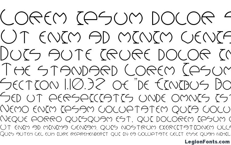 specimens Debevic Deco Regular font, sample Debevic Deco Regular font, an example of writing Debevic Deco Regular font, review Debevic Deco Regular font, preview Debevic Deco Regular font, Debevic Deco Regular font