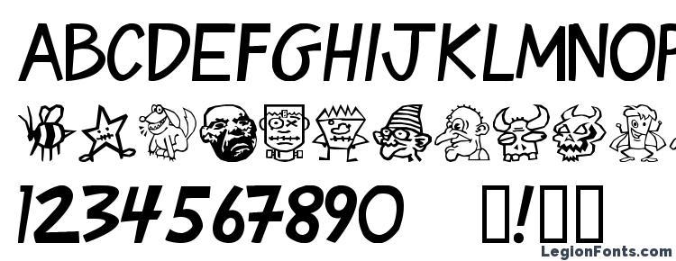 glyphs Decanter font, сharacters Decanter font, symbols Decanter font, character map Decanter font, preview Decanter font, abc Decanter font, Decanter font