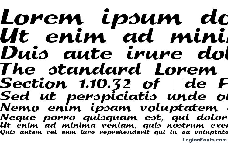 specimens Decca Display SSi font, sample Decca Display SSi font, an example of writing Decca Display SSi font, review Decca Display SSi font, preview Decca Display SSi font, Decca Display SSi font