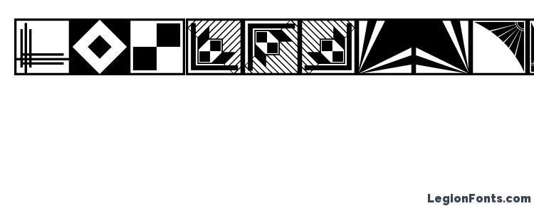 glyphs Deco Borders NF font, сharacters Deco Borders NF font, symbols Deco Borders NF font, character map Deco Borders NF font, preview Deco Borders NF font, abc Deco Borders NF font, Deco Borders NF font