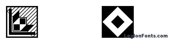 Deco Borders NF font, free Deco Borders NF font, preview Deco Borders NF font