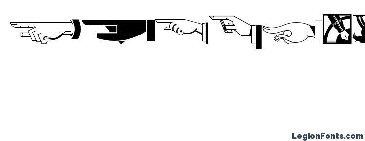 glyphs Deco Dingbats NF font, сharacters Deco Dingbats NF font, symbols Deco Dingbats NF font, character map Deco Dingbats NF font, preview Deco Dingbats NF font, abc Deco Dingbats NF font, Deco Dingbats NF font