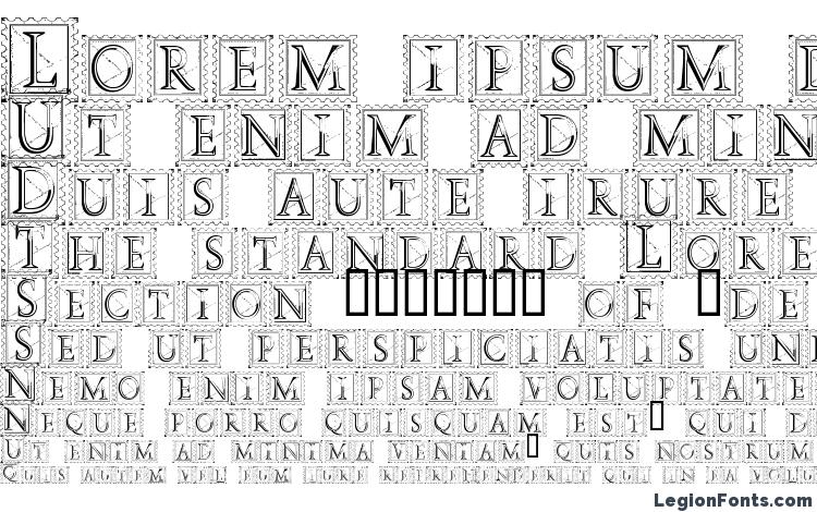 specimens Deco Stamp font, sample Deco Stamp font, an example of writing Deco Stamp font, review Deco Stamp font, preview Deco Stamp font, Deco Stamp font