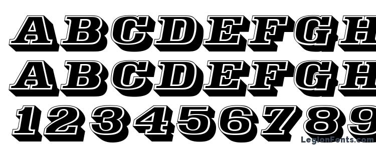 Decorated 035 Bt Font